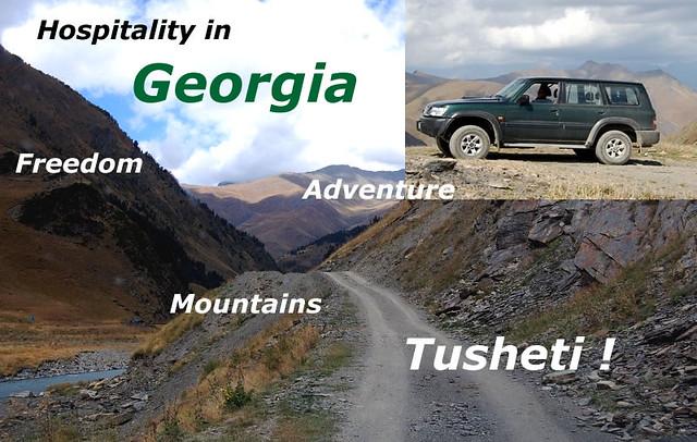 Hospitality in Georgia