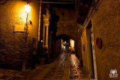 Erice di notte (andrea.prave) Tags: sicilia sicily erice trapani borgo italia italy イタリア איטליה 意大利 италия إيطاليا italie italien notte night noche nacht ночь ليل 夜
