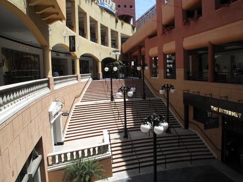 San Diego Trip - Day 2 - Horton Plaza