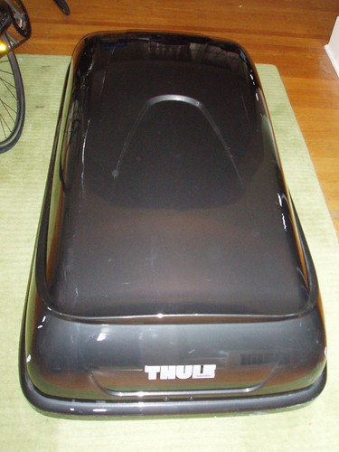 Retail is $399. I will sell for $250. & Thule Cascade XT 1500 Cargo Box - NASIOC Aboutintivar.Com