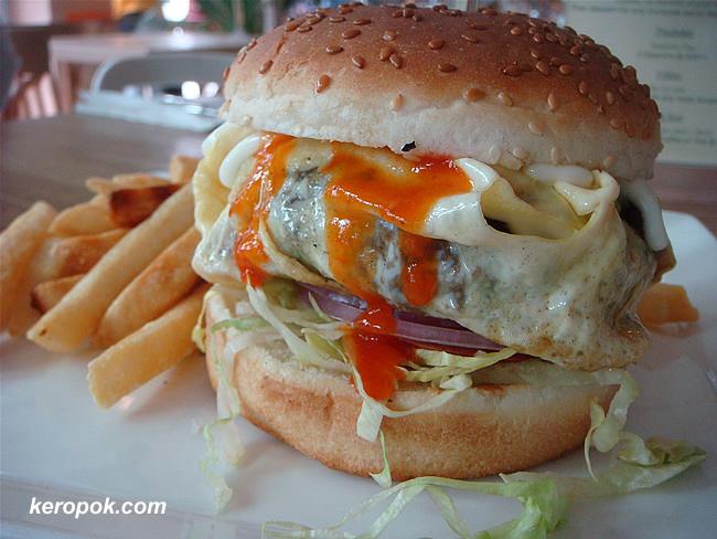 Ram-Lee Beef Burger