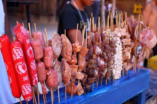 Boracay's Street Food