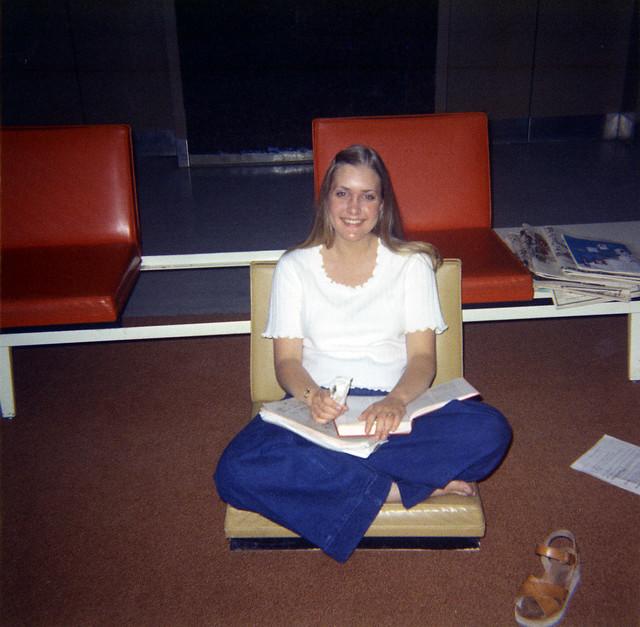 1973 Laurie Ekwall - UNL 19 - Laurie Irene Ekwall