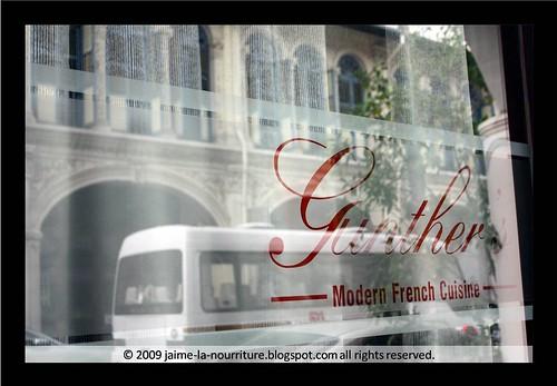 Gunther - Signboard