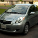 Toyota yaris 07 Hatchback