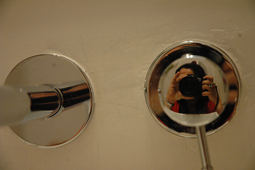 basin selfportrait