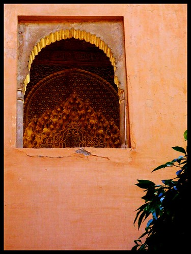 Postcards from Spain | The Doors and Windows of Granada