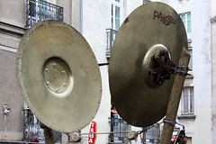 (très) grosses cymbales // (very) big cymbals