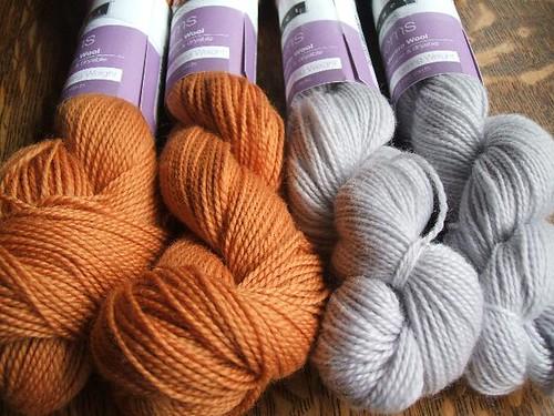 Louet Gems 100% merino yarn