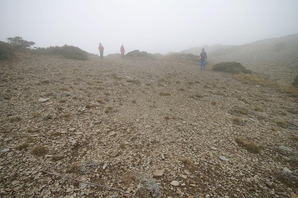南湖大山day3-138 冰原遺跡