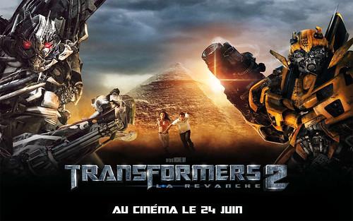 ดูหนังออนไลน์ Transformers 2 ทรานฟอร์เมอร์ ภาค 2 [Master HD]