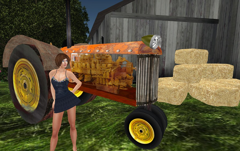 Farmer's Hot Rod
