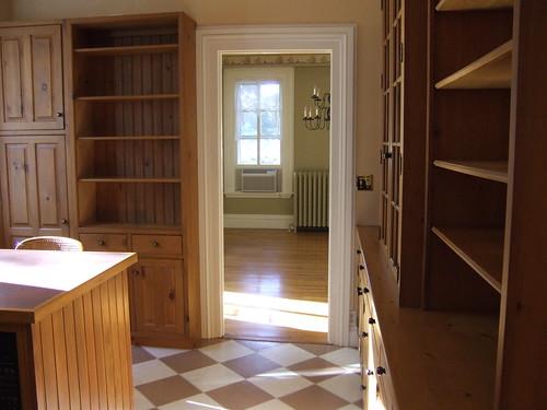 Laminate Flooring Black White Checkered Laminate Flooring