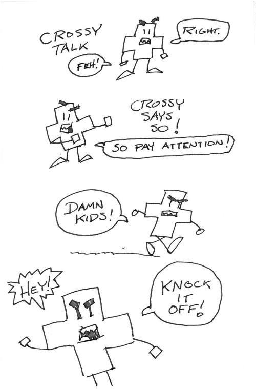 Crossy Talk