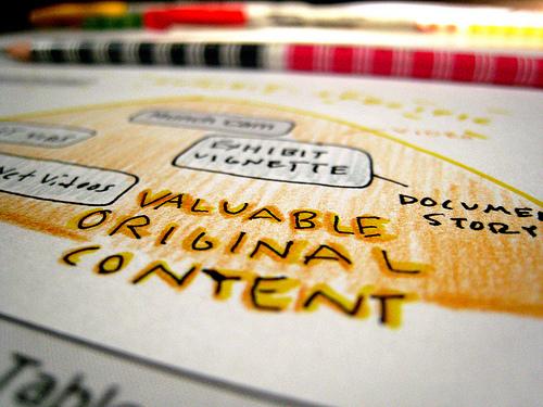 Invest in Content