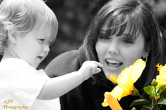 30 (kjwphotography) Tags: baby color girl yellow mother hero winner selective thechallengefactory storybookwinner