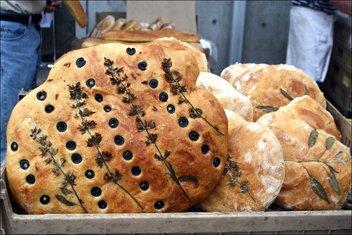Olive and Sage Bread