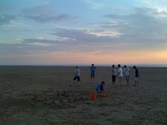 photo (Michael Nolan) Tags: beach eclipse explorers ainsdale scouting