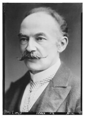 Thos. Hardy  (LOC) (The Library of Congress) Tags: portrait man english bald literature poet libraryofcongress mustache author novelist hardy waxed wessex xmlns:dc=httppurlorgdcelements11 greatmustachesoftheloc dc:identifier=httphdllocgovlocpnpggbain13585