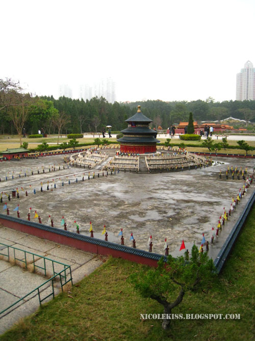 The Temple of Heaven in Beijing 3