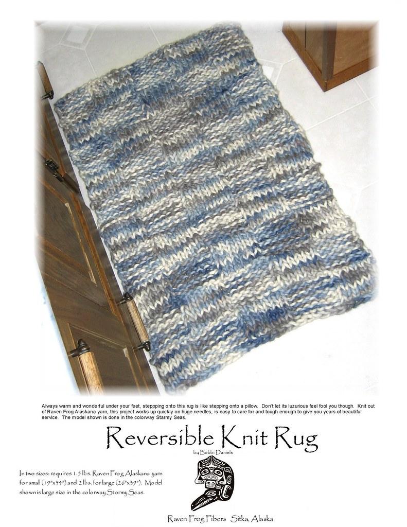 Reversible Rug Pattern