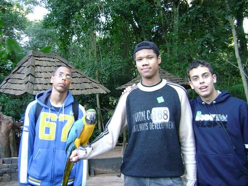 Edgard, Thybbes e Marques