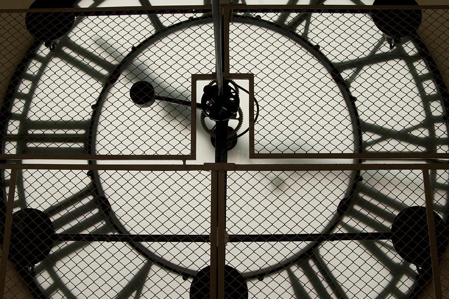 Clock / City Hall / Kalisz