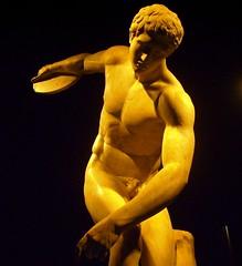 Discóbolo (ovando) Tags: disco escultura deporte museo marq clásico griego mármol discóbolo