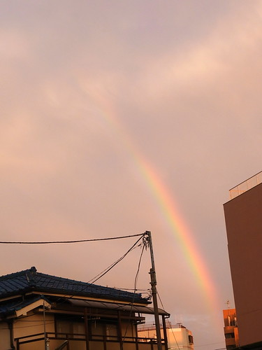 Today's rainbow