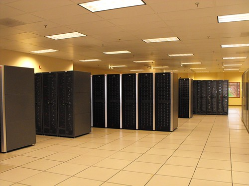 Chinook supercomputer