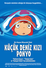 Küçük Deniz Kızı Ponyo / Ponyo On The Cliff By The Sea (2009)