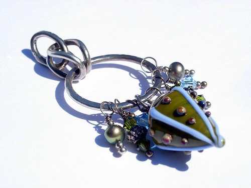 Green and Blue Amulet