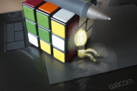 Rubik's Cube - Кубик-рубик