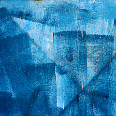 Ruins (daliborlev) Tags: blue abstract texture abandoned metal square paint urbandecay brno damage cracks damaged derelict cracked cubist garagedoor cubism mundanedetail deadcity likeapainting fallingbuildings