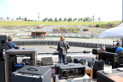 Souncheck at the Gorge (J. Kravitz)