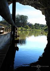 Parque Tangu / Curitiba - PR (KTSFotos) Tags: park parque brazil lake rock stone brasil lago tunnel curitiba r1 tunel pedra kiyoshi rocha tangu sonydscr1 anawesomeshot ktsfotos