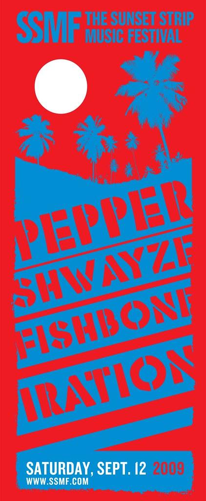 SSMF Reggae September 12, 2009