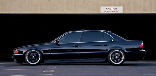 Flickriver: Most interesting photos from BMW E38 pool
