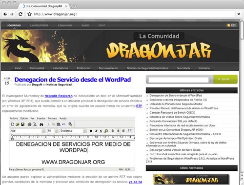 Instalar Google Chrome en Leopard