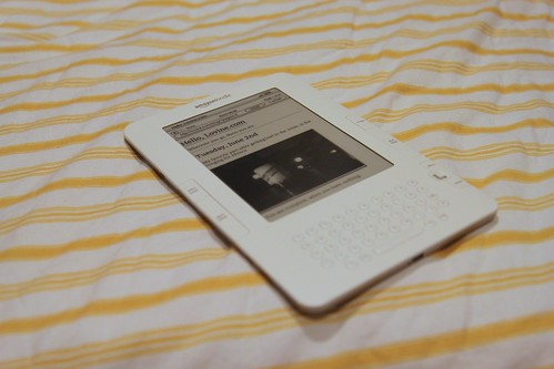 Hello, Kindle