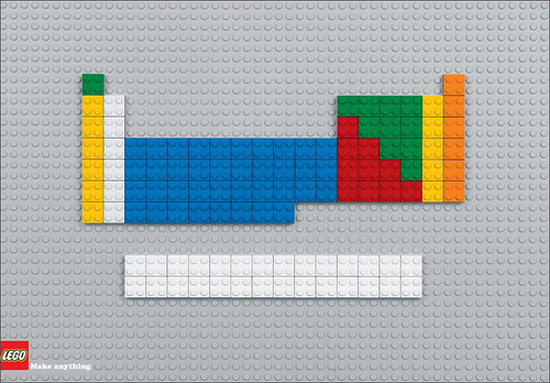 Lego Table of Elements