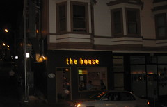 House Restaurant in San Francisco