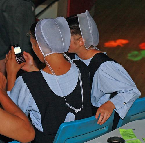 Barefoot Amish girls | Flickr - Photo Sharing!