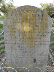 Rem 61 (Philip Snow) Tags: woman grave soldier brighton phoebe hessel