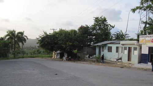 Hilltop East of Samana