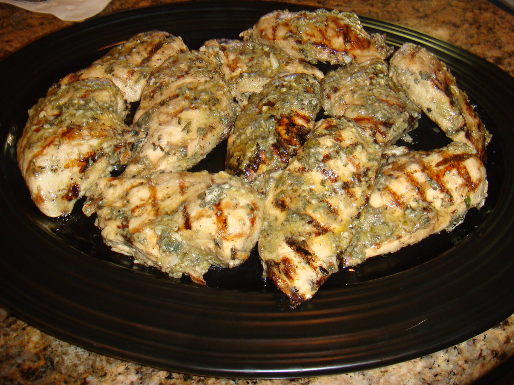 Greek Chicken Breast