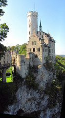 Romantische Burg Lichtenstein - Gothic Revival Castle in Baden-Wrttemberg,  Germany (eagle1effi) Tags: castle architecture canon germany deutschland landscapes cool colorful postcard experiment bluesky fav20 powershot architektur schloss region landschaft 2009 castillo myfave lichtenstein schlsser postkarte lumen damncool masterclass wahrzeichen badenwrttemberg schwbischealb badenwuerttemberg reutlingen burgen swabianalb views500 views100 honau views200 views300 schlos views1000 views2000 lndle geomapped eagle1effi ishotcc naturemasterclass ae1fave byeagle1effi 3wordcomments schloslichtenstein llovemypics djangosmasterclass mrchenschlos castlelichtenstein yourbestoftoday canonpowershotsx1is ae1faves sx1best masterclass djangos todaysbest artampexpression sx1isbest stuttgartquot canonreferencephoto tbingenreutlingen canonpowershotsx1isreferenceshot dreiwrter southofstuttgart ber100malgesehen
