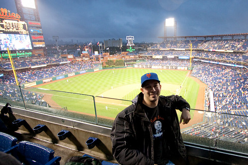 Me at Citizens Bank Park