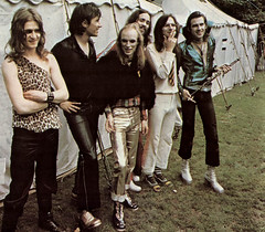 Roxy Music, 1972 (ouno design) Tags: music rock rocknroll