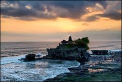 Stairs to Heaven (Souvik_Prometure) Tags: sunset sea bali indonesia tanahlot sigma1020mm puratanahlot flickrsbest nikond80 souvikbhattacharya